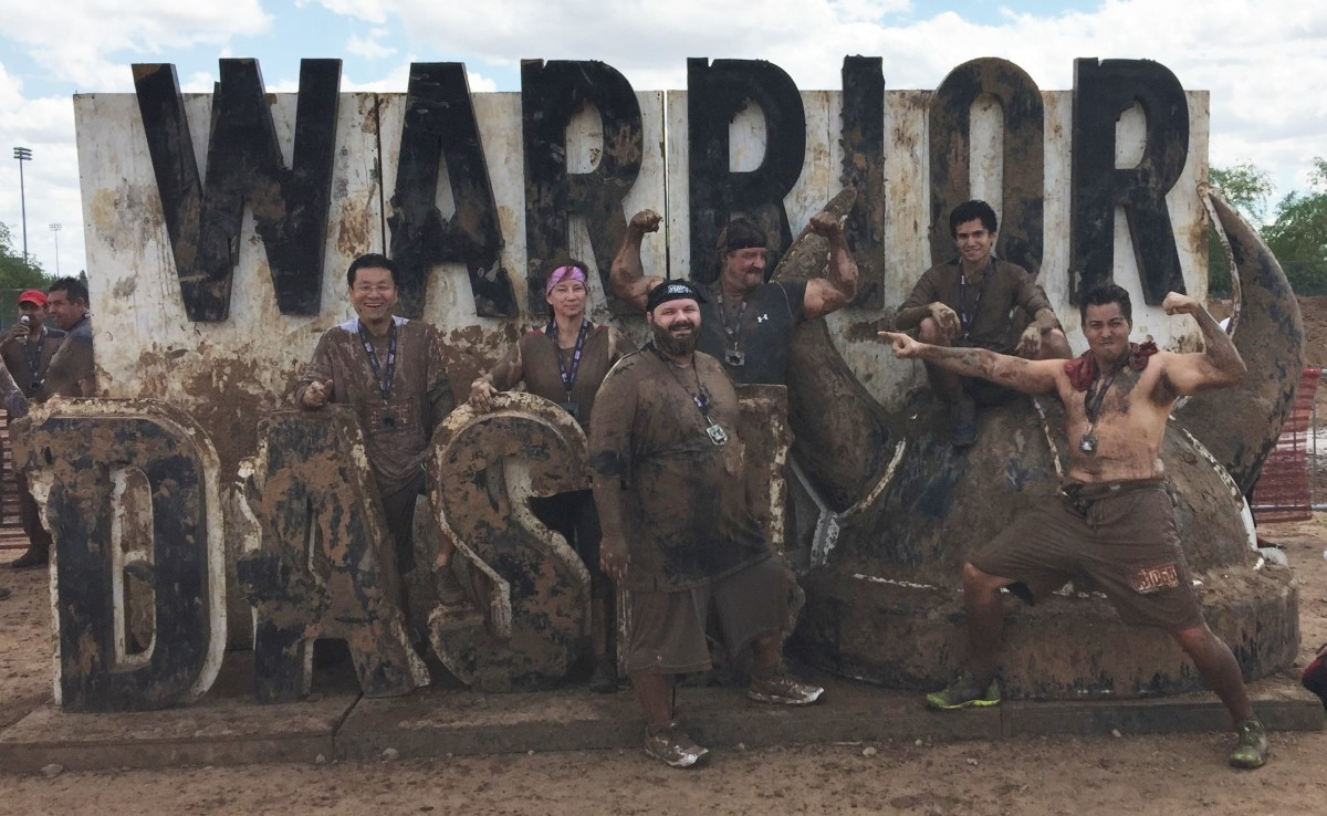 A Warrior-Weekend
